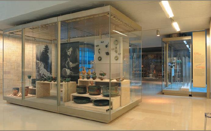aithousa4 mouseio ioanninon Ένα μουσείο – Πολλές ιστορίες: η Επανέκθεση του Αρχαιολογικού Μουσείου Ιωαννίνων