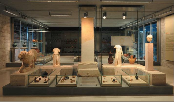 aithousa5 mouseio ioanninon Ένα μουσείο – Πολλές ιστορίες: η Επανέκθεση του Αρχαιολογικού Μουσείου Ιωαννίνων