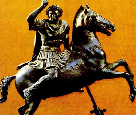 alexander the great bukefalas Μέγας Αλέξανδρος   Η Κατάκτηση της Βαλκανικής