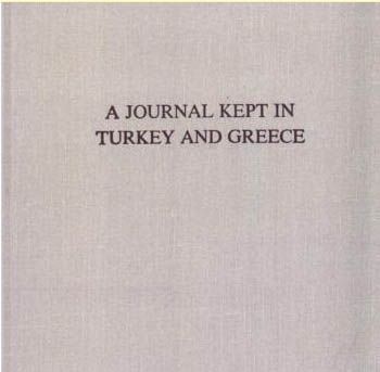 journalkeptinturkey Account on Macedonia from a journal kept in Turkey and Greece between 1857 1858
