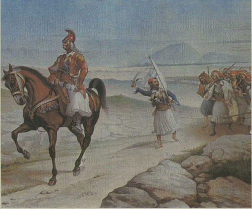 1821 – Ο Αφανισμός των «Προσκυνημένων»