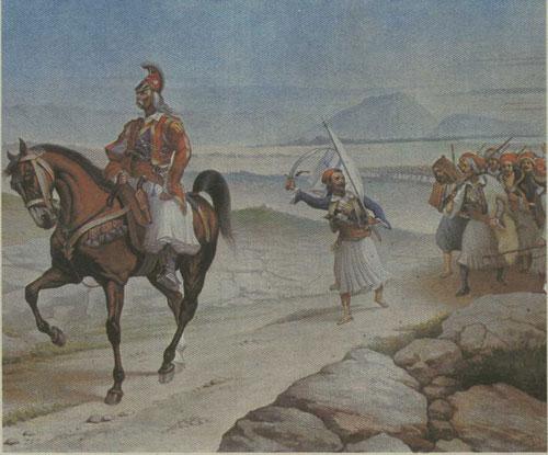 kolokotronis 1821   Ο Αφανισμός των «Προσκυνημένων»