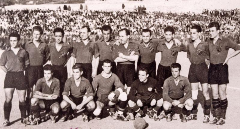 makedonikos1950 Makedonikos FC, Greek team founded in 1928