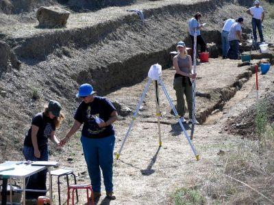 Αρχαιολογικός περίπατος στη Μακεδονία