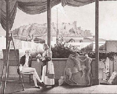 normal fauvel  Oι Περιπέτειες των Αρχαιοτήτων πριν και μετά την ίδρυση του Eλληνικού Kράτους και τα πρώτα μέτρα προστασίας