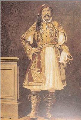 normal general xatzipetros Το πρώτο Φωτογραφικό Πορτραίτο Έλληνα απεικονίζει τον Μακεδόνα Αγωνιστή Παναγιώτη Ναούμ