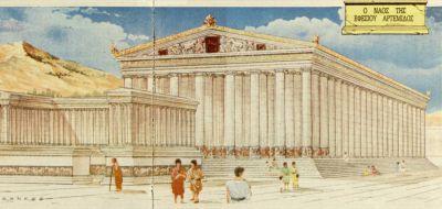 normal naos artemidos Τα 7 θαύματα του Αρχαίου Κόσμου – Ο Ναός της Αρτέμιδος στην Έφεσο