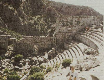 normal theatro termissou Ο τάφος ενός επώνυμου Μακεδόνα στα βουνά της Πισιδίας