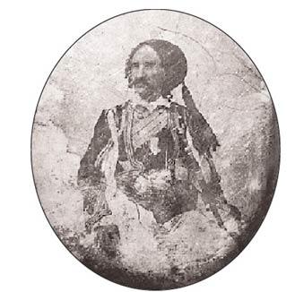 panagiotis naoum Το πρώτο Φωτογραφικό Πορτραίτο Έλληνα απεικονίζει τον Μακεδόνα Αγωνιστή Παναγιώτη Ναούμ