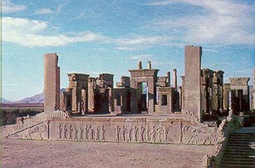 persepolis Alexander The Great Biography  The Path to Deification