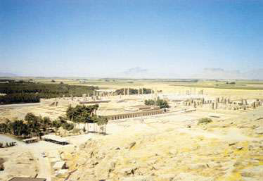 persepolis2 Alexander The Great Biography  The Path to Deification