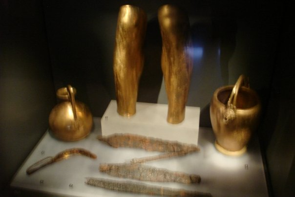 thess38 Archaeological Museum of Thessalonike, Macedonia, Greece   Αρχαιολογικό Μουσείο Θεσσαλονίκης