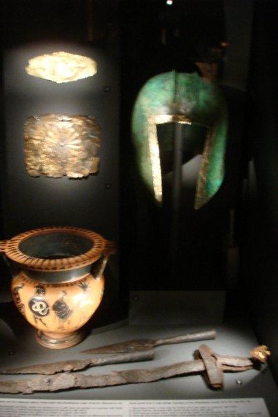 thess39 Archaeological Museum of Thessalonike, Macedonia, Greece   Αρχαιολογικό Μουσείο Θεσσαλονίκης
