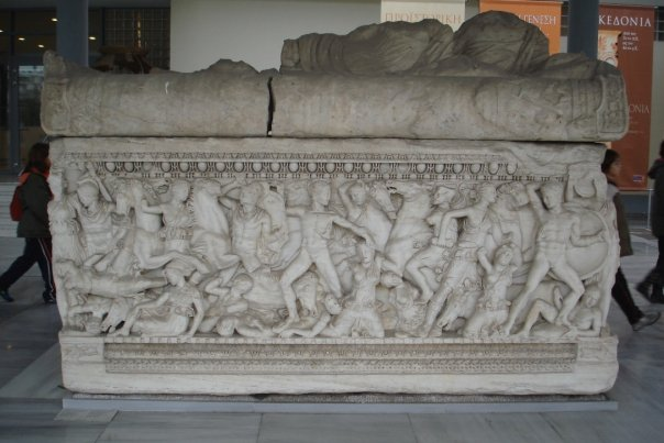 thess4 Archaeological Museum of Thessalonike, Macedonia, Greece   Αρχαιολογικό Μουσείο Θεσσαλονίκης