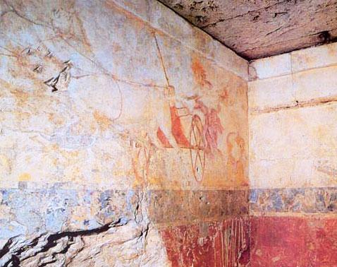 vergina persephone To Χρονικό της Βεργίνας του Μανόλη Ανδρόνικου